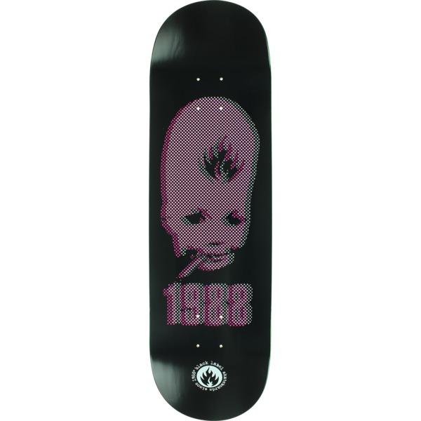 "Black Label Skateboards Thumbhead 1988 Skateboard Deck - 8.75"" x 32.63"""