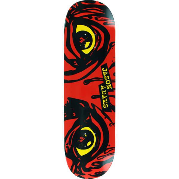Black Label Skateboards Paranoid Re-Rage Deck
