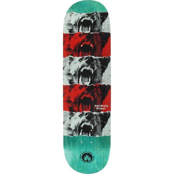 """Black Label Skateboards Patrick Ryan Rip Dog Skateboard Deck - 8.25"""" x 32.12"""""""