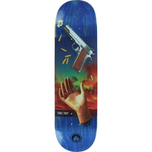 """Black Label Skateboards Chris Troy Disconnected Skateboard Deck - 8.5"""" x 32.28"""""""