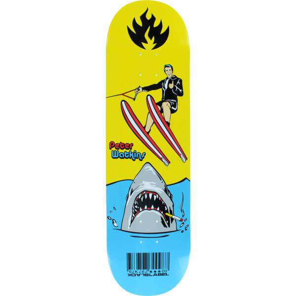 Black Label Skateboards Jump Deck