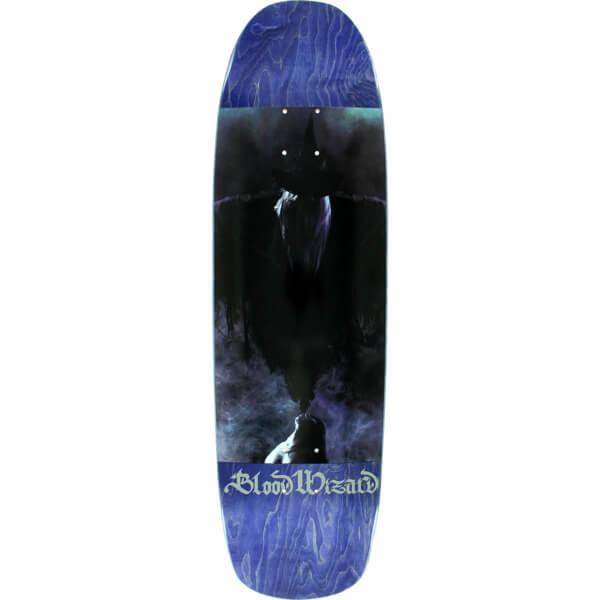 "Blood Wizard Skateboards Gauntlet Perfect Possession Skateboard Deck - 8.88"" x 32.12"""