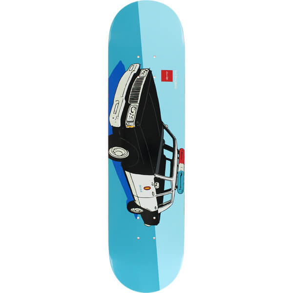 Chocolate Skateboards X Huf LA Deck