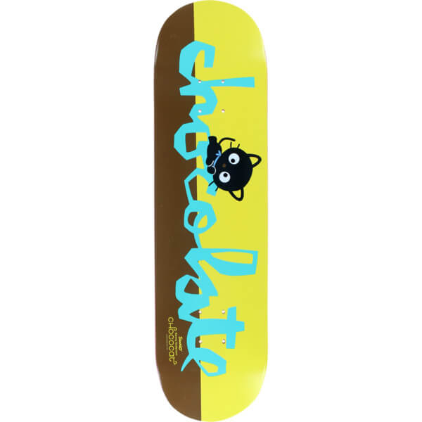 Chocolate Skateboards Chococat Sanrio Deck