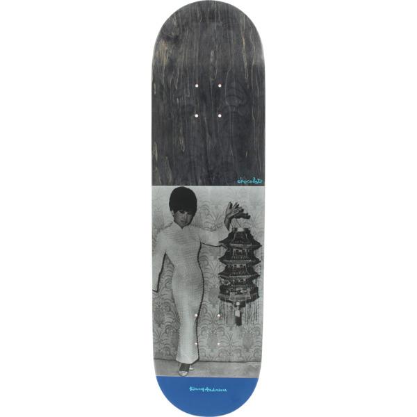 "Chocolate Skateboards Kenny Anderson Mother Skateboard Deck - 8.12"" x 32"""