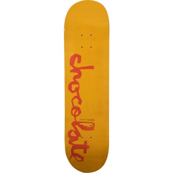 "Chocolate Skateboards Justin Eldridge OG Chunk WR40D3 Skateboard Deck - 7.87"" x 31.125"""