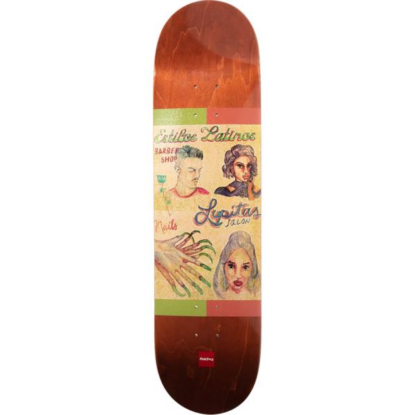 "Chocolate Skateboards Stevie Perez Cuts Series Skateboard Deck - 8"" x 31.875"""
