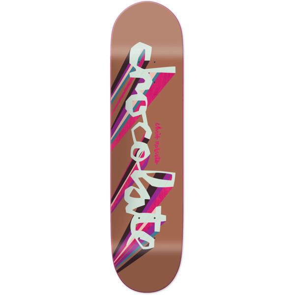 "Chocolate Skateboards Chris Roberts Original Chunk Skateboard Deck - 8"" x 31.875"""
