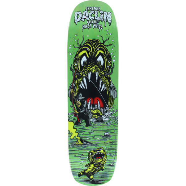 Cliche Skateboards Haze Deck
