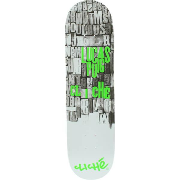 Cliche Skateboards Gutenberg Deck