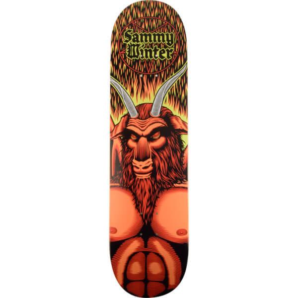 Cliche Skateboards Satan Deck