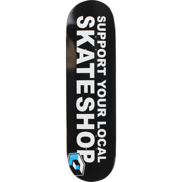 Consolidated Skateboards Support Deck