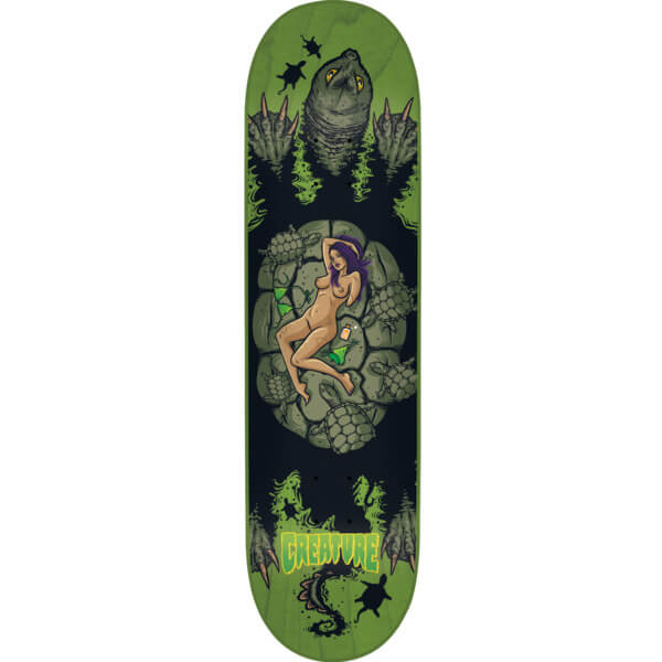 """Creature Skateboards Creek Freaks Skateboard Deck - 8.6"""" x 32.25"""""""