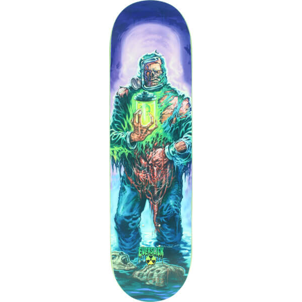 Creature Skateboards Fallout Skateboard Deck Everslick