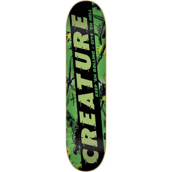 Creature Give'em Hell Deck