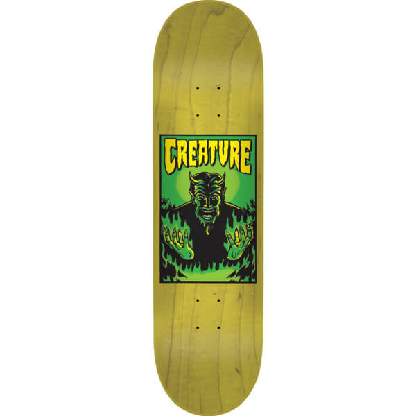 Creature Skateboards Hell Small Deck