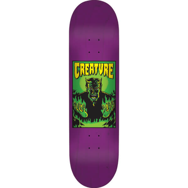 Creature Skateboards Hell Large Deck