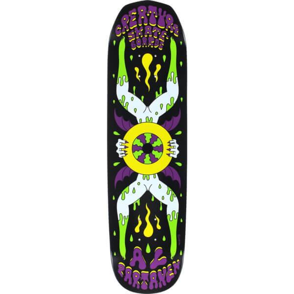 Creature Skateboards Shakra SM Deck