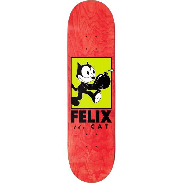"Darkstar Skateboards Felix Delivery Red Skateboard Deck - 8"" x 31.6"""