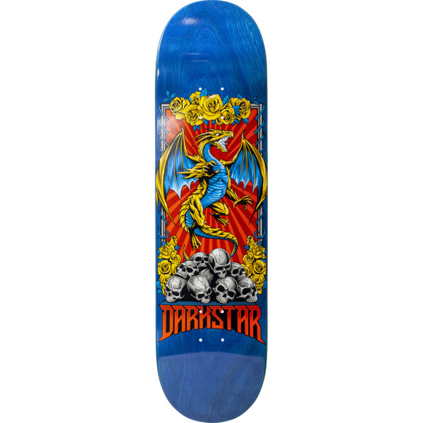 "Darkstar Skateboards Levitate Royal Skateboard Deck - 8.37"" x 32.1"""