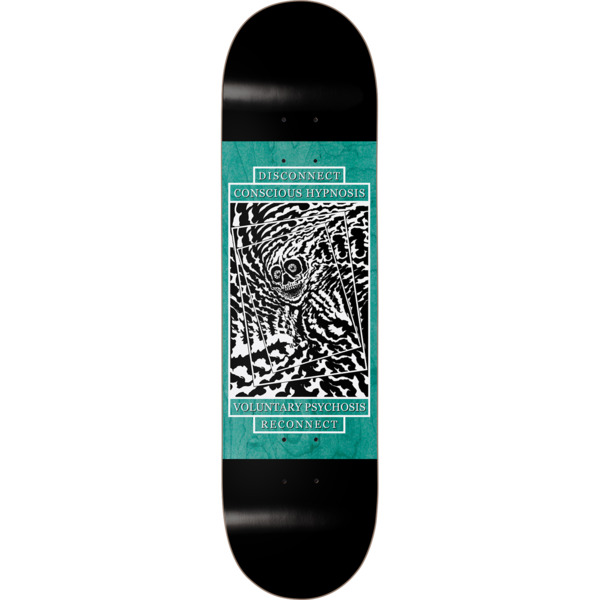 "Darkstar Skateboards Screentime Aqua Skateboard Deck - 8"" x 31.6"""