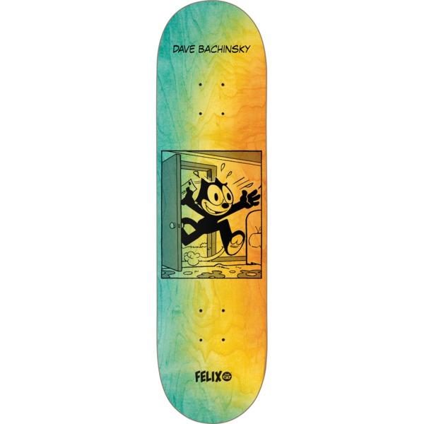 "Darkstar Skateboards Dave Bachinsky Skateboard Deck - 8.12"" x 31.7"""