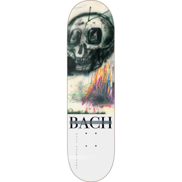 "Darkstar Skateboards Dave Bachinsky Foss Skateboard Deck Resin-7 - 8.12"" x 31.8"""