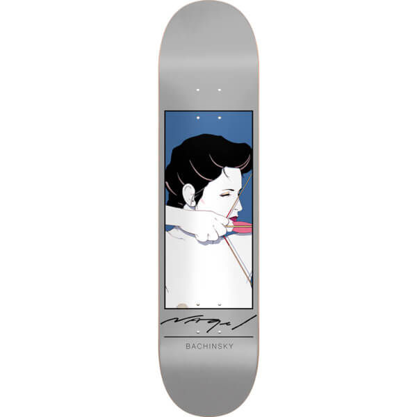 "Darkstar Skateboards Dave Bachinsky Nagel Skateboard Deck Resin-7 - 8"" x 31.68"""