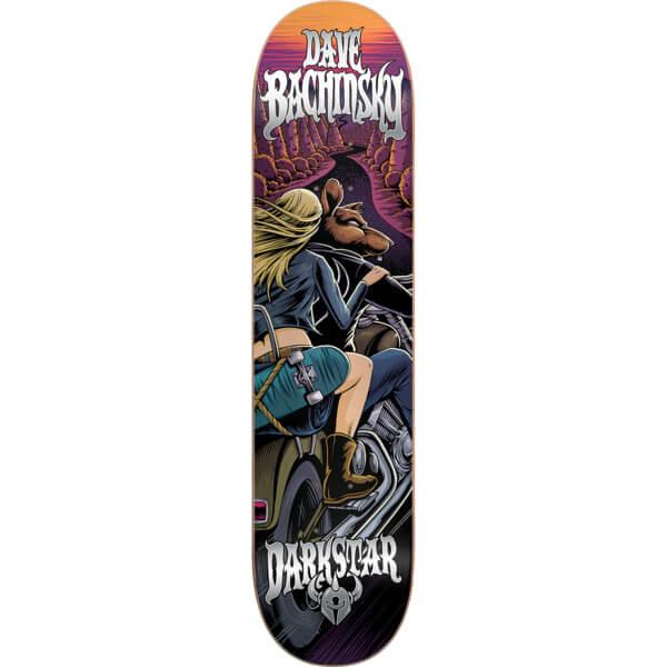 Darkstar Skateboards Skate Rat Deck