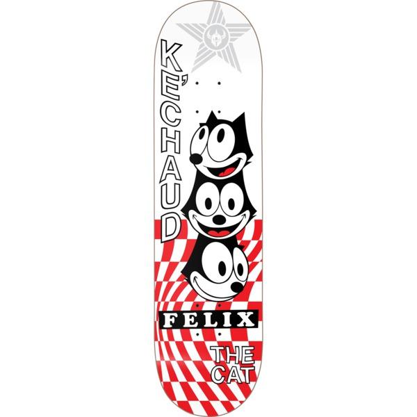 "Darkstar Skateboards Ke'Chaud Johnson Skateboard Deck - 8"" x 31.6"""