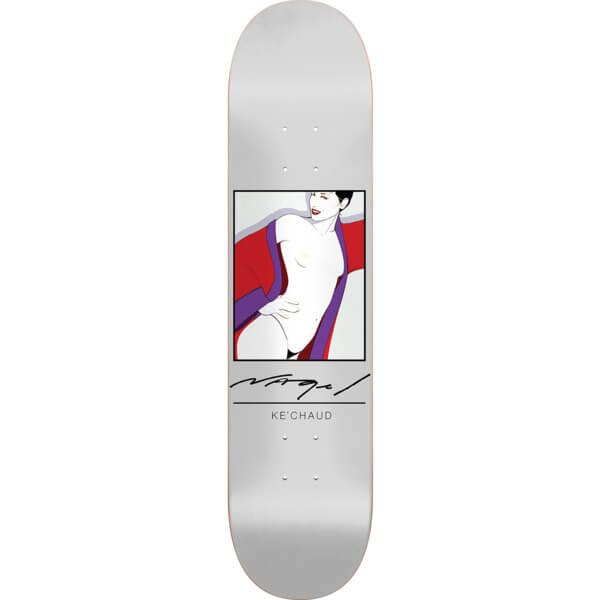 "Darkstar Skateboards Ke'Chaud Johnson Nagel Skateboard Deck Resin-7 - 8.12"" x 31.9"""