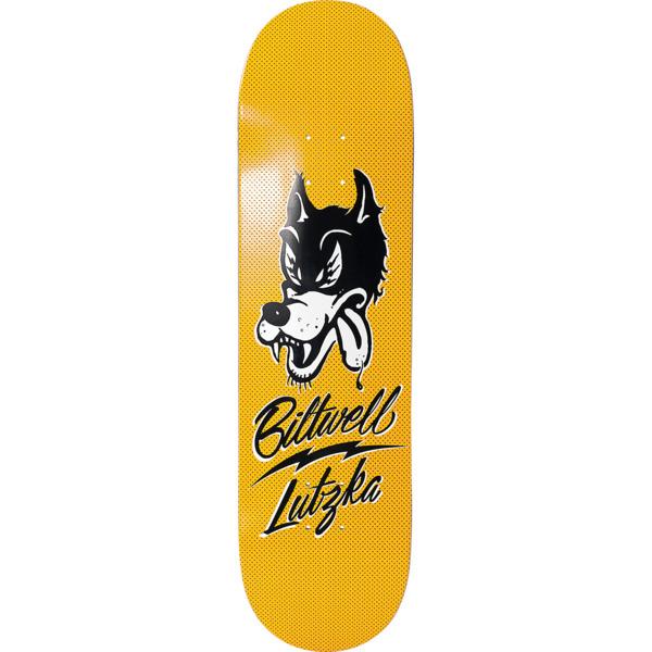 "Darkstar Skateboards Greg Lutzka Biltwell Skateboard Deck Resin-7 - 8.37"" x 31.7"""