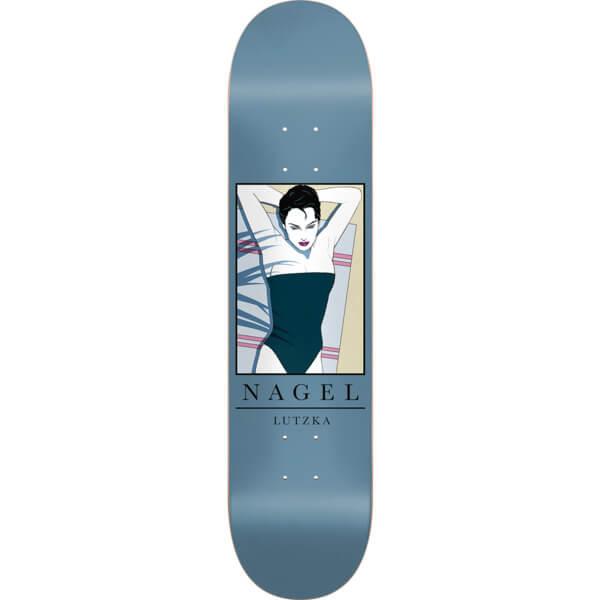 "Darkstar Skateboards Greg Lutzka Nagel Skateboard Deck Resin-7 - 8.12"" x 31.7"""
