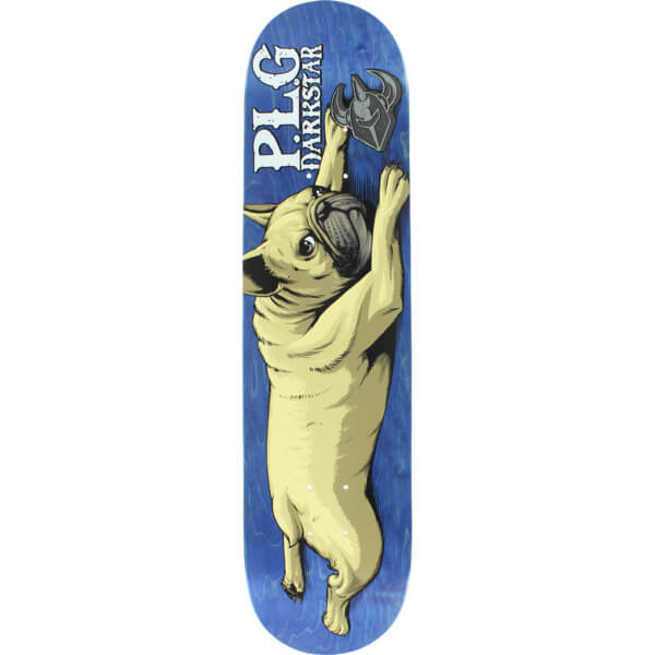 Darkstar Skateboards Bulldog Deck