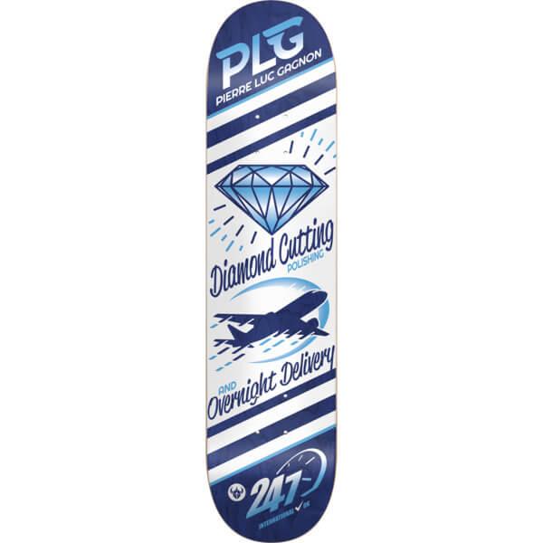"Darkstar Skateboards Pierre-Luc Gagnon Industry Skateboard Deck Resin-7 - 8.37"" x 31.9"""
