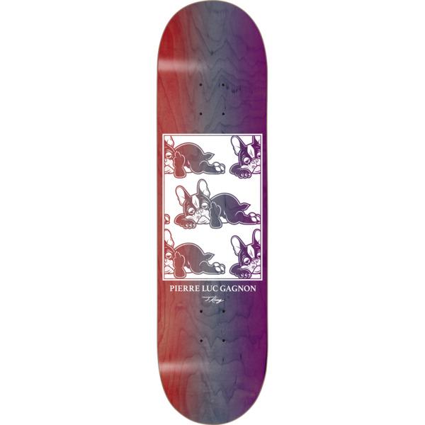 "Darkstar Skateboards Pierre-Luc Gagnon Joe King Skateboard Deck Resin-7 - 8.25"" x 31.9"""