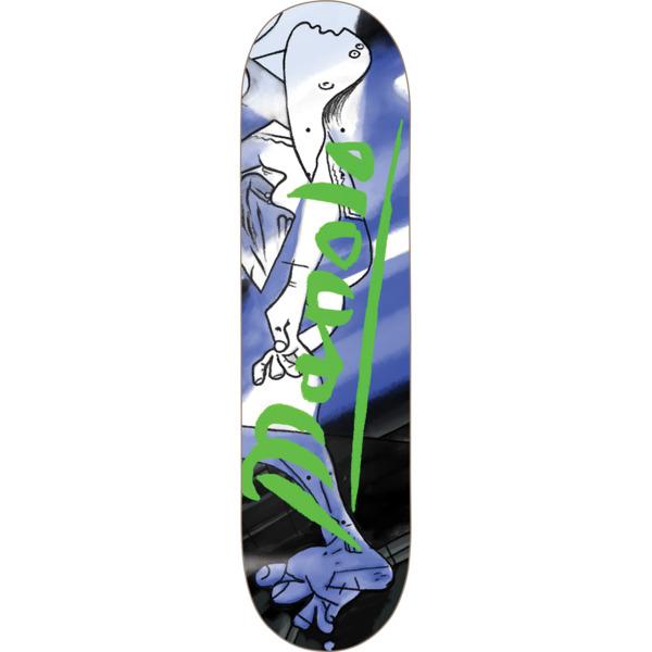 "Darkstar Skateboards Manolo Robles Cubism Skateboard Deck Resin-7 - 8.12"" x 31.7"""