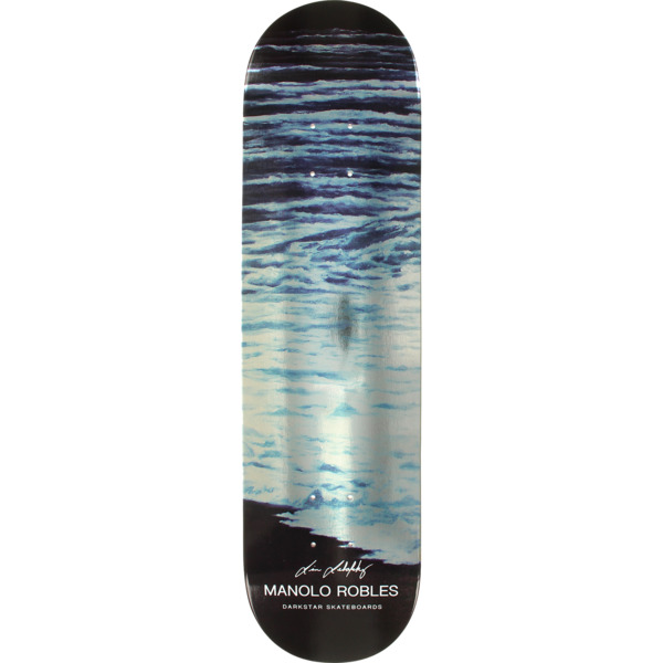 "Darkstar Skateboards Manolo Robles Lebofsky Skateboard Deck Resin-7 - 8"" x 31.6"""