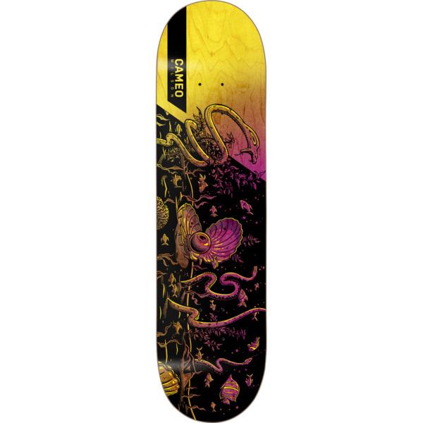 "Darkstar Skateboards Cameo Wilson Augmented Reality Multi Colored Skateboard Deck Resin-7 - 8"" x 31.6"""