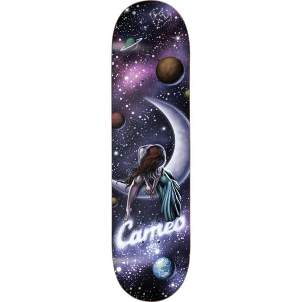 "Darkstar Skateboards Cameo Wilson Crecent Skateboard Deck Resin-7 - 8.25"" x 31.7"""