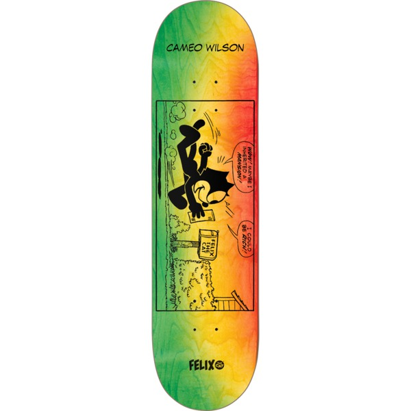 "Darkstar Skateboards Cameo Wilson Skateboard Deck - 8.25"" x 31.9"""