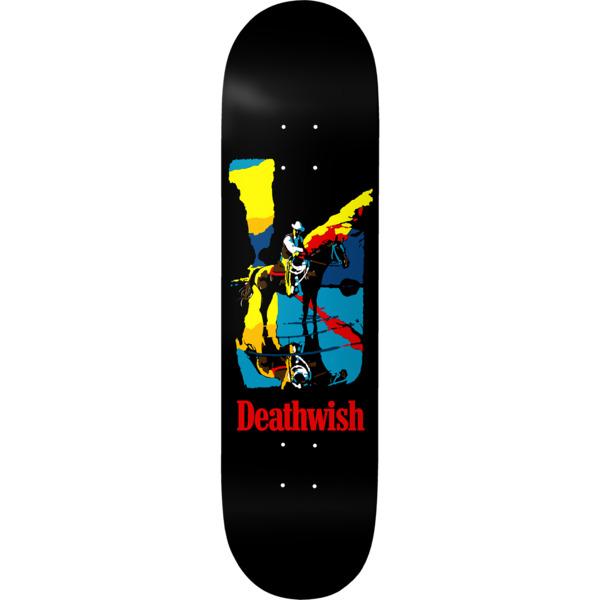 """Deathwish Skateboards Death Valley Skateboard Deck - 8.25"""" x 31.5"""""""