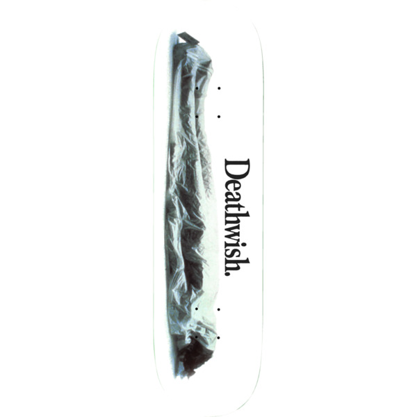 "Deathwish Skateboards Too Much, Too Soon Skateboard Deck - 8"" x 31.5"""