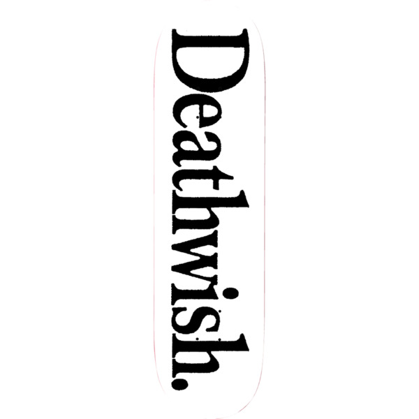 "Deathwish Skateboards Too Much Skateboard Deck - 8.5"" x 32"""