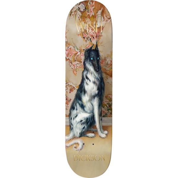 """Deathwish Skateboards Jon Dickson Caesar Skateboard Deck - 8"""" x 31.5"""""""