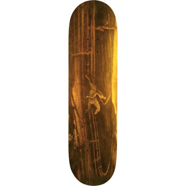 "Deathwish Skateboards Erik Ellington Pale Rider Skateboard Deck - 8"" x 31.5"""