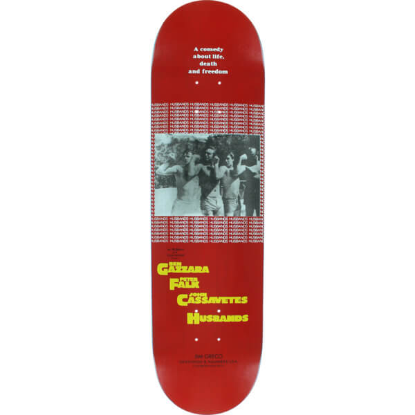 Deathwish Skateboards Dedication Deck