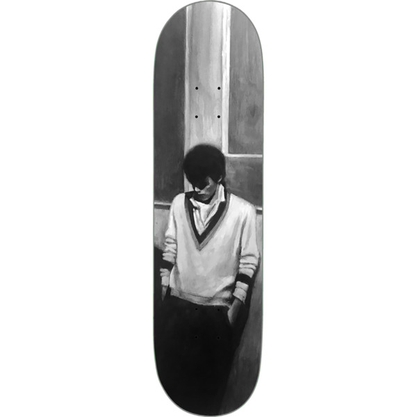 "Deathwish Skateboards Jim Greco The Good Kid Skateboard Deck - 8.25"" x 31.5"""