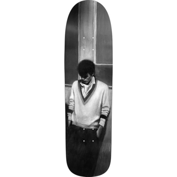 "Deathwish Skateboards Jim Greco The Good Kid Skateboard Deck - 9"" x 32"""