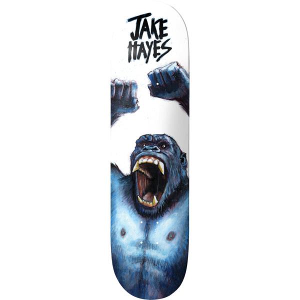 "Deathwish Skateboards Jake Hayes Ape Shit Skateboard Deck - 8.12"" x 31.5"""